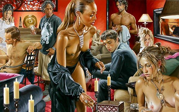 порно фото золотая молодьож